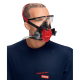 SATA® air star® C Halbmaske